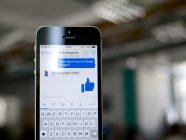 Nicht nur Freunde schicken Nacrichten. : Es ist die Zeit des Journalismus, der seine Nutzer via Messenger erreicht.