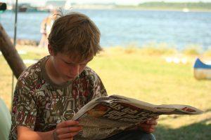 Bei Leserberagungen geben diese nur selten zu, dass sie zum Beispiel Boulevardzeitungen wie die Bild lesen.