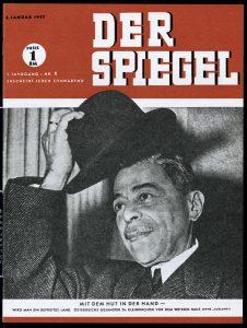 Titelbild von SPIEGEL 1/47 vom 4. Januar 1947