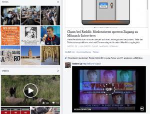 """""""Instant Article"""" ermöglicht redaktionen, Artikel, Bildgalerien und Videos direkt auf Facebook zu veröffentlichen"""