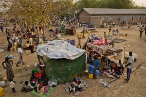 Flüchtlinge Afrika