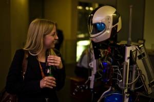 Mensch-Roboter