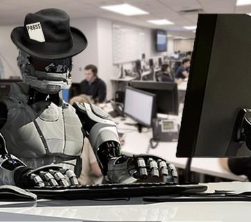 Roboter-Journalisten