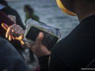 Smartphone refugee