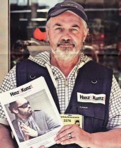 Straßenzeitung