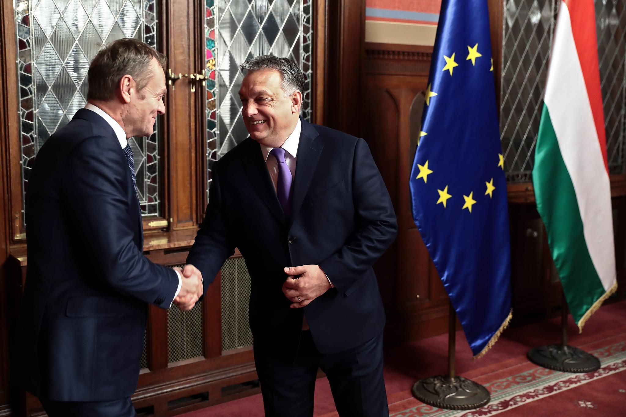 Wie die Fidesz-Partei den ungarischen Wahlkampf dominierte ...