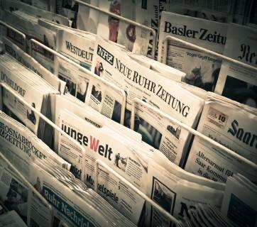Vertrauen_Zeitungen