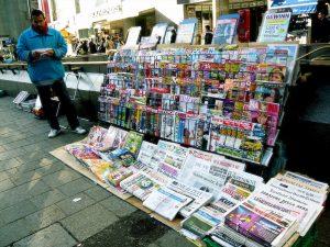 Wien Zeitungen