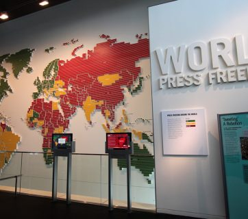 World press freedom