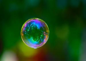 """Wer Nachrichten primär über soziale Netzwerke bezieht, ist in eine sogenannte """"Filter Bubble""""."""